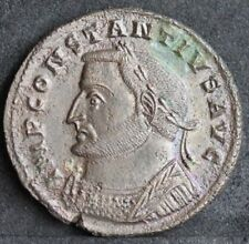 Cleaned Nummus Roman Imperial Coins (235 AD-476 AD)