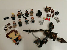 lego harry potter mini figure bundle job lot dragon