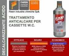 Faren F200 Anticalcare professionale per cassette scarico incasso wc 1l calcare