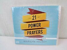 21 Power Prayers For Life's Greatest Needs 2 CD Set Marilyn Hickey New