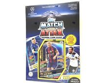 2016-17 TOPPS UEFA CHAMPION LEAUGE SOCCER MATCH ATTAX STARTER BOX
