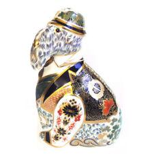Blue British 1980-Now Royal Crown Derby Porcelain & China