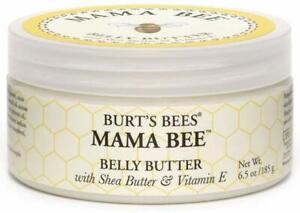 Burt's Bees Mama Bee 99% Natural Nourishing Belly Butter Shea Butter And Vit E