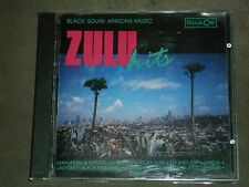 Zulu Hits (CD, Celluloid Records)