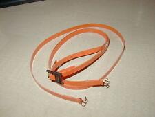 Spanngurt 4 Stück für LKW Modell Wedico Robbe 1:14 oranges festes Band