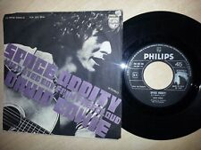 DAVID BOWIE - SPACE ODDITY -  DISCO 45 GIRI 7 - ITALY 1969 PHILIPS RARE !! EX -