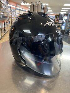 ARAI Ram-X Solid Helmets Diamond Black XL