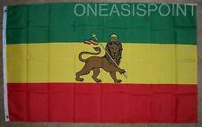 3'x5' Ethiopia Lion Of Judah Flag African Country Outdoor Banner Rastafari 3X5