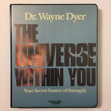 Dr Wayne Dyer Universe Within You Your Secret Source Of Strength 6 Cassette Set
