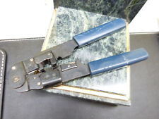 Unbranded Phone Line Wire Crimper, Made In Taiwan (b7)