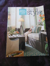 RAYMOUR & FLANIGAN Furniture Catalog Furnishing Your Style