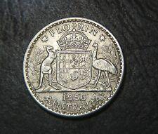 1956 Australian Florin