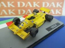 Die cast 1/43 Modellino Auto F1 Lotus 99T 1987 S.Nakajima