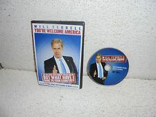 Will Ferrell : Your Welcome America DVD