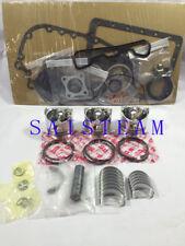 3T72SB 3T72SA-B 3T72H-N 3T72 Engine Rebuild Kit For Tractor