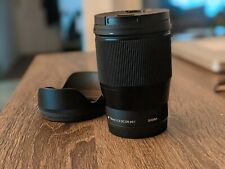 Sigma 16mm f/1.4 DC DN Contemporary Wide Angle Lens for Canon EF-M
