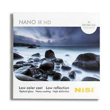 Nisi 100x100mm Nano IR ND1000 (3.0) 10 Stop Neutral Density Filter *OPEN BOX*