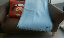HIGHGROVE Prince of Wales Mohair Blanket Throw - NEW CONDITION -  Large