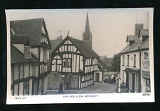 Herefordshire WEOBLEY Red Lion c1950/60s? RP PPC by Frith