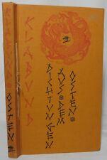 Klabund, Dichtungen aus dem Osten. Band III - Japan. 1929