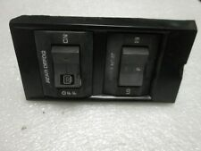 87 88 89 90 91 SUBURBAN REAR HEAT AND REAR A/C SWITCH