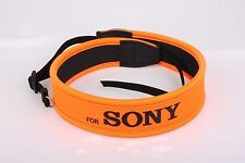 Neoprene Neck Strap for Sony A900 A850 A550 A500 A99 A58 A57 A77 A65 A55