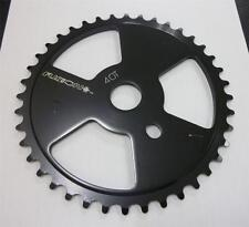 NOS HARO Fusion Sprocket 40T black aluminium  BMX old school cruiser bike