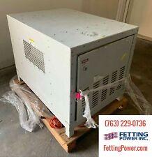 45kw Cummins Onan Propane Standby Dc Generator 45gcab Sn C97l634368