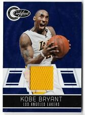 KOBE BRYANT 2011 CERTIFIED LAKERS JERSEY CARD #94/99!