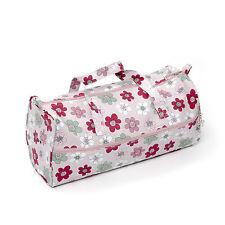 Knitting/Craft bag, HobbyGift summer floral design