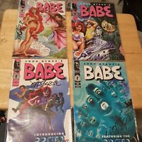 BABE (1994) 1 2 3 & 4 -All Hand Signed Autograph John Byrne