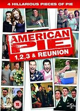 American Pie: 4-Film Collection [DVD][Region 2]