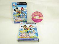 DISNEYS MAGICAL PARK Mickey Item ref/ccc Game Cube Nintendo Japan Game gc