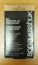 2 pk Sonia Kashuk All Covered Up Concealer 04, Wheat .06 oz 1.9 g