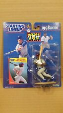STARTING LINEUP (SLU) MLB 1998 SERIES SAMMY SOSA CHICAGO CUBS (ACTUAL PHOTOS)