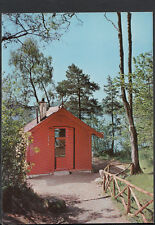 Norway Postcard - Bergen - The Composer's Hut   B2348