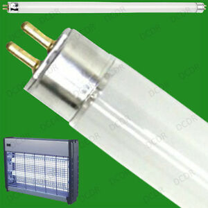 2x 10W T8 Ultra Violet Tube Lights For UV Electric Insect Fly Killer Bug Zapper