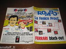 RIVISTA ROMBO 1989/23=IVECO DAILY=CAGIVA FRECCIA 125=PUBBLICITA' OLIO ELF=