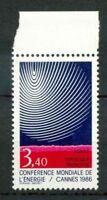 Francia 1986 SG 2743 Nuovo ** 100% Conferenza mondiale dell'energia, Cannes