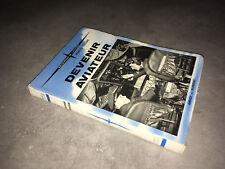 Marcel Jullian DEVENIR AVIATEUR Bibliothèque l'aviation AMIOT DUMONT 1955 -DC38A