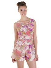 Darling Valerie Playsuit S-XL UK 10-16 RRP �59 Pretty English Garden Floral