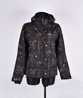 Millet Powerfull Hooded Women Jacket Coat Size M,UK-12,US-10