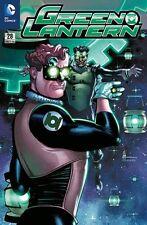 GREEN LANTERN  # 28 VARIANT - DAS NEUE DC-UNIVERSUM - COMIC ACTION 2014 - TOP