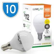 Ampoules pour la salle de bain E14 LED