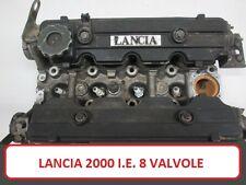 Testata motore Lancia Dedra 2.0 i.e. 8 valvole, completa.  [827.17]