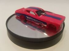 "RARE CUSTOM HO SCALE RESIN ""WHITE BEAR DODGE"" FUNNY CAR DRAGSTER SLOT CAR BODY"