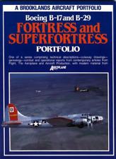 Boeing B-17 and B-29 Fortress and Superfortress Portfolio (Aircraft Portfolio),