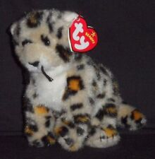 d269aa93db9 TY SPOTTER the LEOPARD BEANIE BABY - MINT with NEAR PERFECT TAG