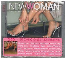 New Woman 30 Tracks For A New Woman 2 x CDs  2006 Nuevo Precintado