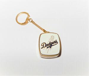 Vintage LA Dodgers Sankyo Music Box Keychain Take Me Out to the Ball Game
